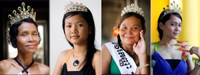 Miss Landmine: Un concurso que llama la atención