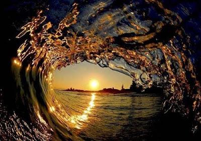 Galeria de fotos increibles de olas de mar