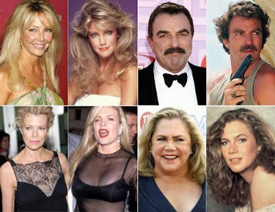 Simbolos sexuales de los 80's hoy en día