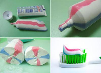 El secreto de la pasta de dientes