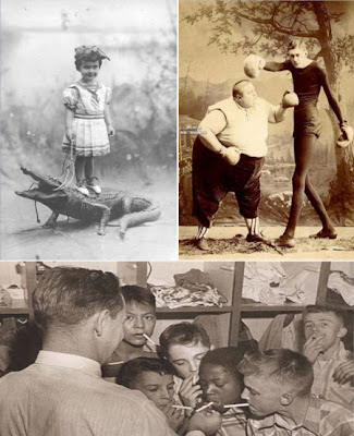 WTF! Fotos del pasado que son realmente curiosas