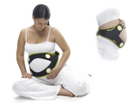 Sistema de audio para mujeres embarazadas