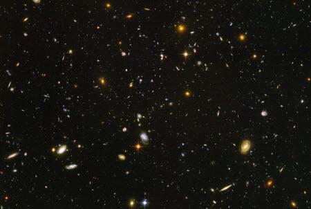 Fotos de nuestro maravilloso universo tomadas por el telécopio Hubble