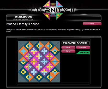 Eternity II: Un puzzle que ofrece un premio de 2 millones de dólares