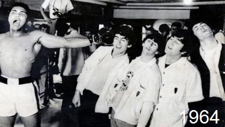 La vida de John Lennon en (algunas) fotos