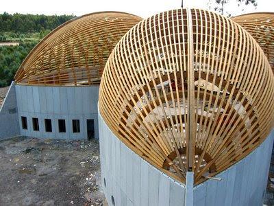 Noticias del muja el muja en estructuras de madera - Estructuras de madera laminada ...