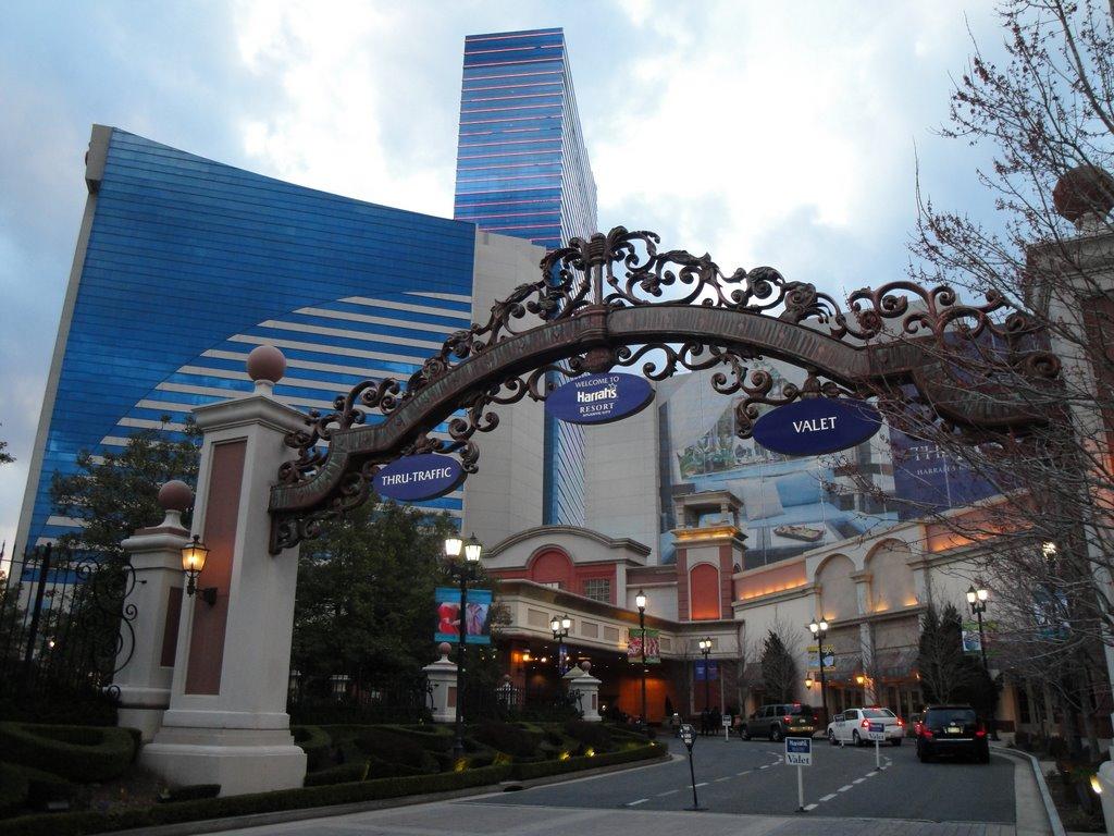 Harrah's casino hotel atlantic city nj