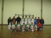 Plantel Futsal Masculino ACDC 2010/2011