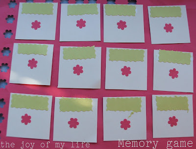 memory pairs children's card game concentration