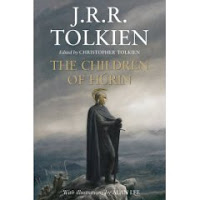 Children of Húrin hurin book review tolkien lord of the rings