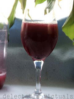 cranberry wine home-made