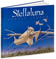 stellaluna janell cannon book review children's book