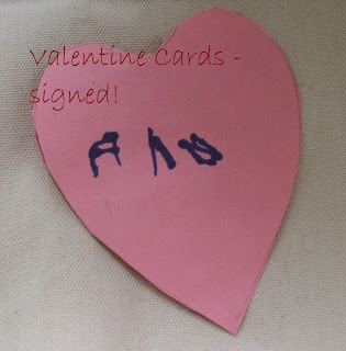 kids crafts valentine cards decoupage