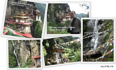 tiger's nest lair bhutan taktsang monastery