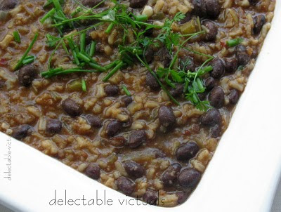 south american costa rican cuisine gallo pinto black beans and rice vegetarian