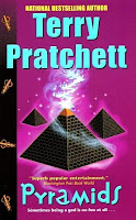 Pyramids pratchett book review