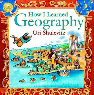 saffron tree children's book review repository How I learned Geography uri shulevitz