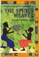 The Spider Weaver musgrove cairns saffron tree