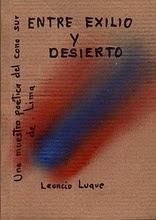 Una muestra poética del cono sur de Lima