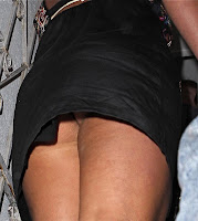 Britney Spears upskirt hairy