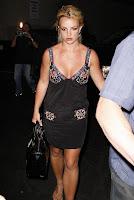 Britney Spears upskirt hairy