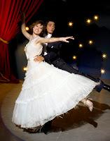 Jessica Biel sexy dancing
