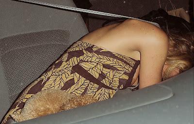 Blake Lively nipple slip