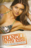 Miranda Kerr in revista Ralph