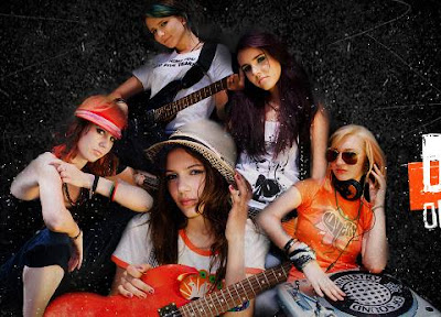 videoclip Blaxy Girls -Dear mama