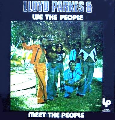 Lloyd Parks We The People Band Standing In The Shadow Of Love Shadow Inst