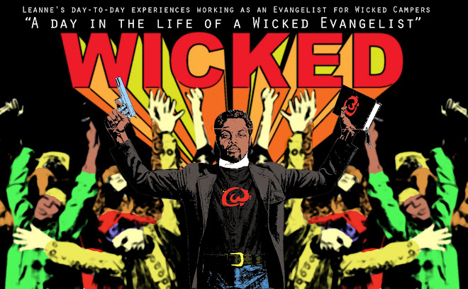 A day in the life of a Wicked Evangelist