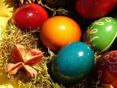 easter eggs. Easter Eggs: Since the twelfth
