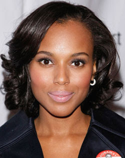 Its all about you but better hair diva kerry washington semi casual look pmusecretfo Choice Image