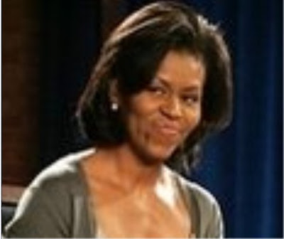 ugly michelle obama