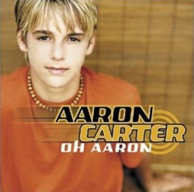 Aaron Carter artista