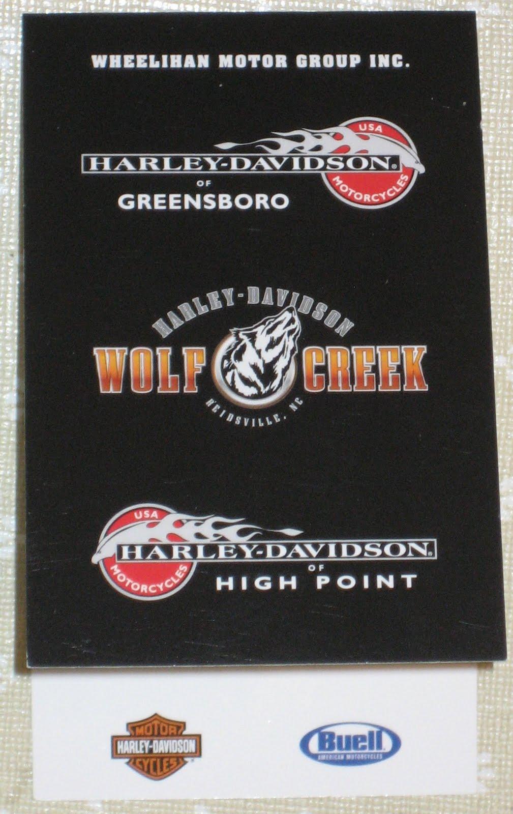My Harley Cards: June 2010