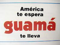 Ya saben las nuevas regulaciones de aduanas, y los precios que hay que pagar por lo que se lleve a Cuba?? Guam%C3%A1+-+lema