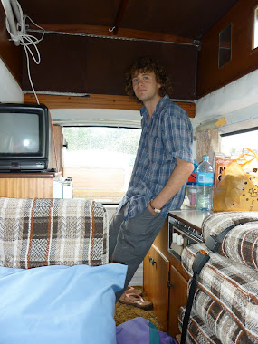 In the Happy camper