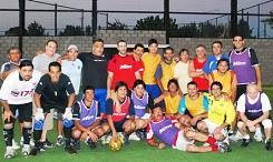 Quin dijo que Facu nunca jug futsal?