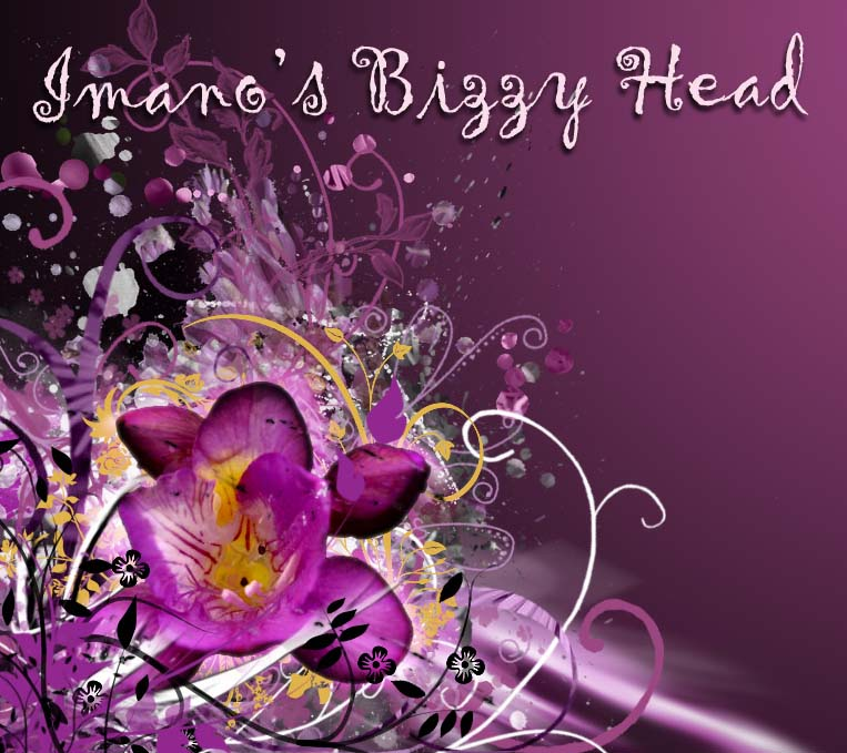 Imano's Bizzy Head