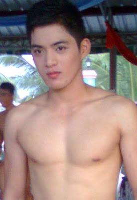 Mr. Gay Korea Kim Lee 5'9