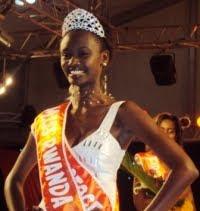 miss rwanda 2009 winner grace bahati