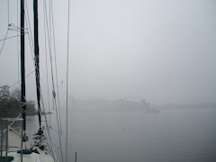 Fog Beginning to Clear