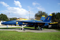 Birthplace of the Blue Angels