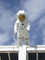 Astronaut Space Suit