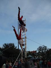 Amazing Gymnasts!