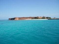 Approaching Dry Tortugas