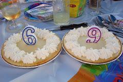 "Key Lime ""Birthday Cake"""