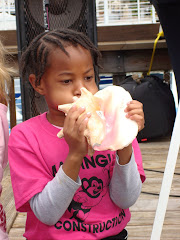 Conch Blowing Contest