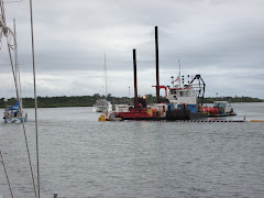The Dredger - Just Before We Went Aground